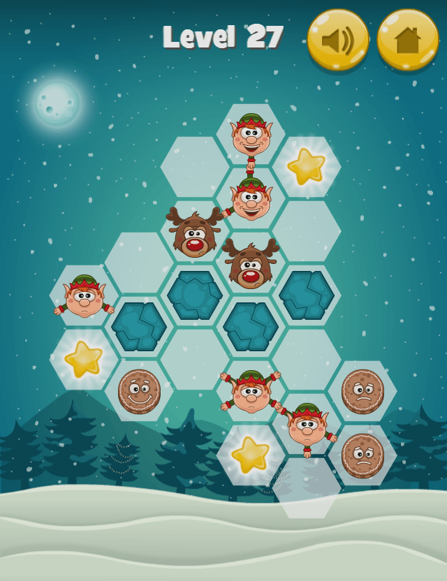 Christmas Friends - Level 27