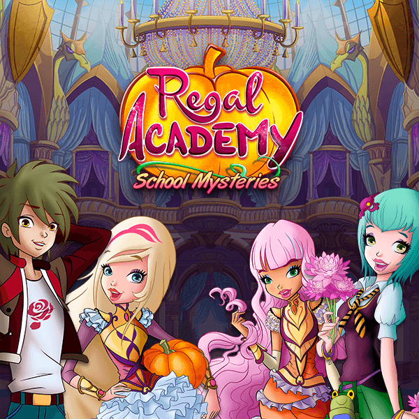 Regal Academy – School Mysteries