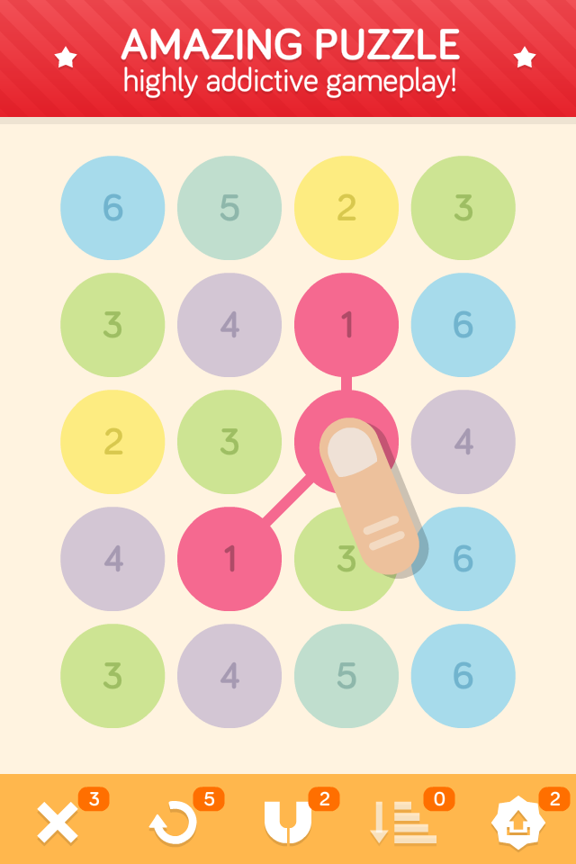 Get 13 - addictive mobile puzzle game