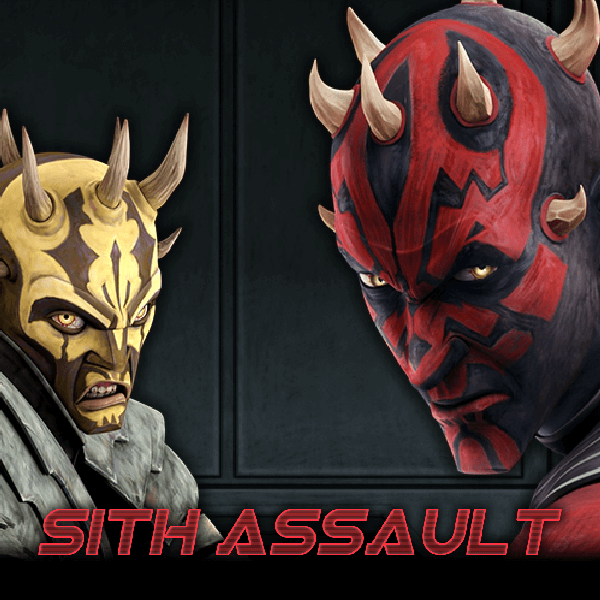 The Clone Wars: Sith Assault